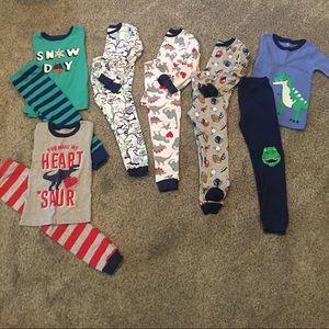 3T Carter's Pajamas